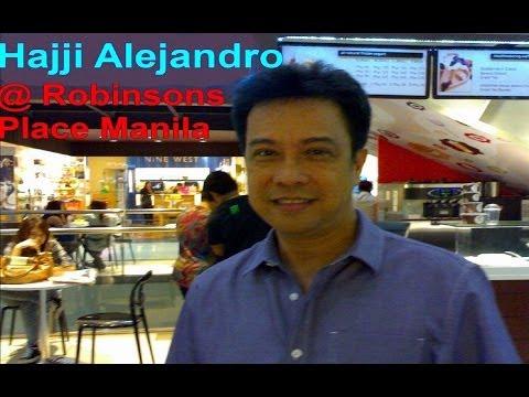 Hajji Alejandro  Robinsons Place Manila (kilabot Songs And Motown Groove) video