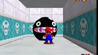 Doki Doki Mario 64 -  Chompelle Ending Speedrun 4:48.13