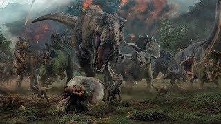 Jurassic World Dinosaur Escape Song - Live Action Music Video
