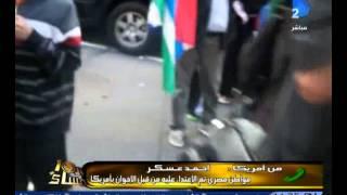 برنامج العاشرة مساء|الإخوان يعتدون على مصرى بأمريكا لأنه يبيع تماثيل فرعونية ويتهمونه بالكفر