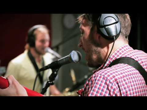 Menomena - Five Little Rooms (Live on KEXP)