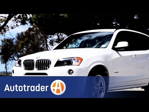 2012 BMW X3  - AutoTrader New Car Review