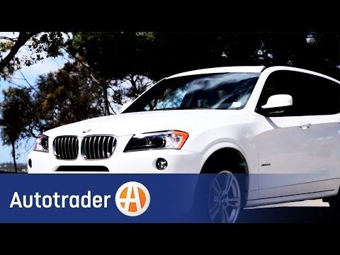 2012 BMW X3 - Luxury SUV | New Car Review | AutoTrader.com