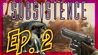 Subsistence | Gameplay | Day 2 | Livestream | 7-5-2017 | Let's Play |