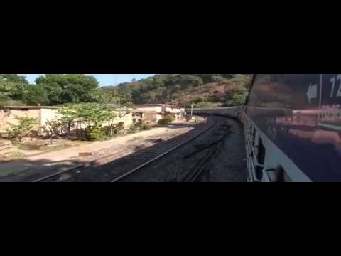 Goa Travel By Train