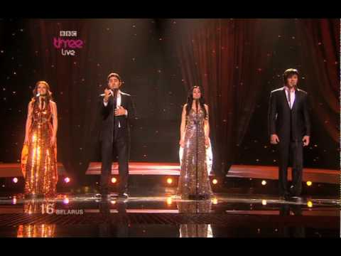 Belarus - Eurovision Song Contest 2010 Semi Final 1 - BBC Three Video