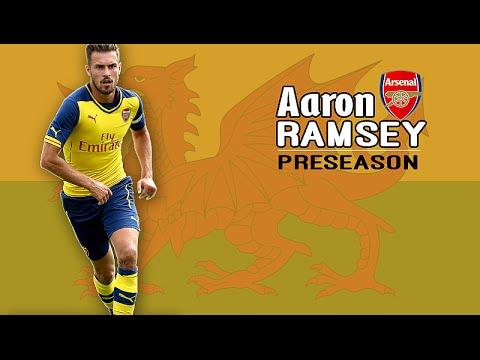 Aaron Ramsey's pre-season