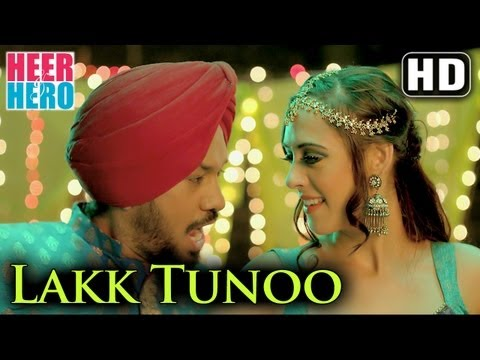 Lakk Tunoo - Official Full Song - Hazel Keech - Heer And Hero...