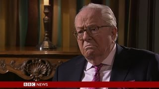 BBC HARDtalk - Jean-Marie Le Pen - Former head of The National Front, France (1972-2011) (5/10/15)