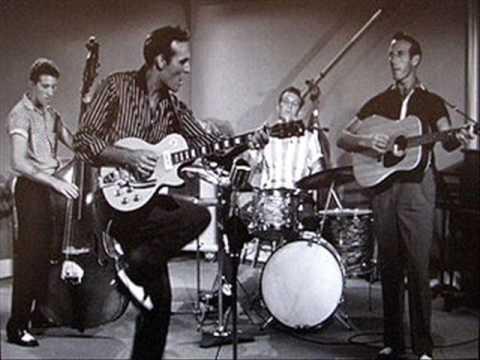 Carl Perkins-Jailhouse Rock