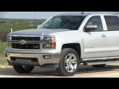 2014 Chevy Silverado Pickup: Everything You Ever Wanted to Know