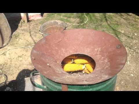 Кукурузолущилка электрическая своими руками 30