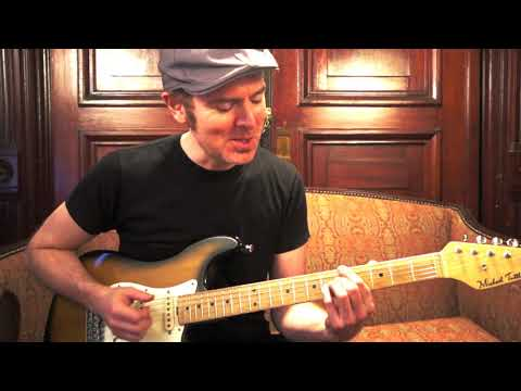 Tighten Up Your Blues - #6 Tritones - Guitar Lesson - Jeff McErlain
