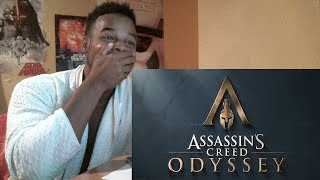 Assassin's Creed Odyssey: E3 2018 Gameplay Trailer REACTION!!!
