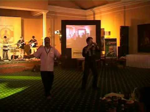 Joy Bhattacharjee live (chappa Chappa)corporate show-Indian...
