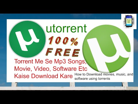 How to Download Music Using Torrents and Upload