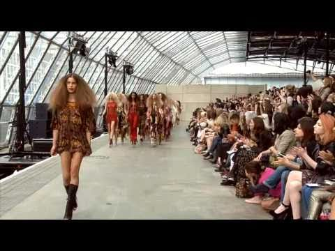 Topshop Unique SS11 - London Fashion Week - Topshop Video 84