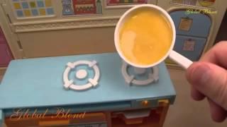 Trò Chơi thiếu nhi ✤ Làm cơm hộp Bento cho bé yêu bằng đồ chơi Nhật Bản trông như thật