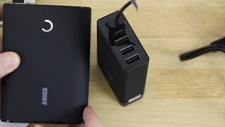 Anker 40W 5V / 8A 5-Port Family-Sized Desktop Charger
