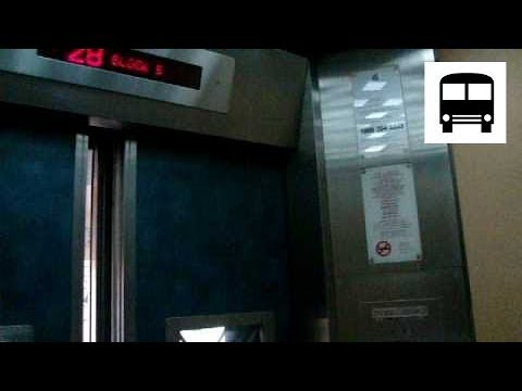 Blk 5 Holland V Residental HDB - Dong Yang High-Speed Elevator (Lift B)
