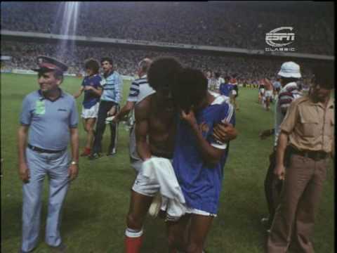 Michel Platini - 1978, 1982, 1986  FIFA World Cup Classic Players