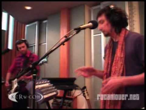 Fantasma - Zoé KCRW Session's [Rocanlover.Net] Video