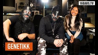 "Genetikk Interview: ""Y.A.L.A"", Rin, Fler, Money Boy & Feminismus (16BARS.TV)"