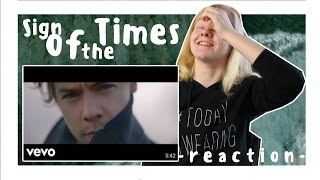 Harry Styles - Sign of the Times (REACTION) || AlexSova