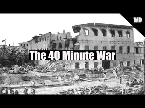 The 40 Minute War