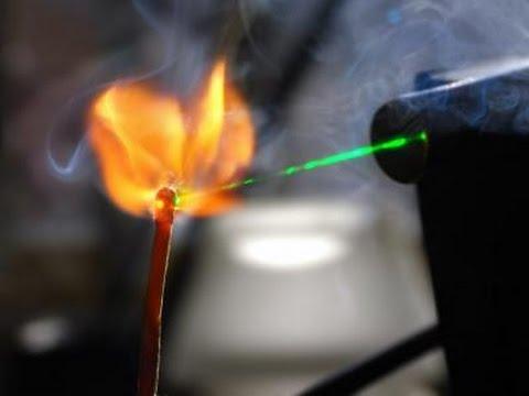 Burning test   Laser JD-303
