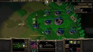 War of Races en Español - Grommash Hellscream [Blademaster] | Warcraft 3 | WarBoss