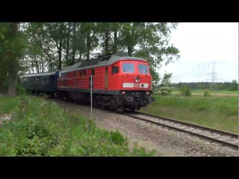 BR233 Trafotransport Ludmilla BR232 BR234 BR241 DBAG heavy haulage M62 2M62 Russian Diesel Power