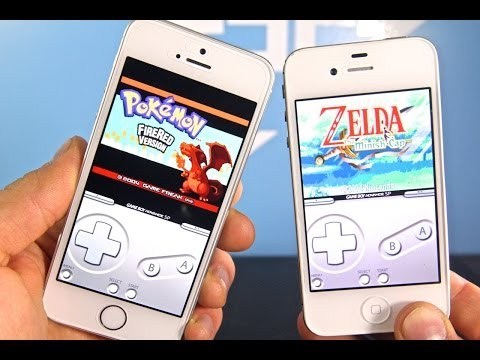 How To Install GBA Emulator & Games FREE On iOS 7.1. 7.0.4 & Below - NO Jailbreak!