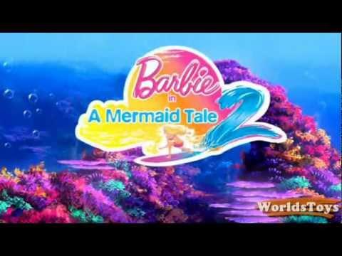 2012 º BARBIE™: UNA AVENTURA DE SIRENAS 2 Trailer [ESP-Latino]