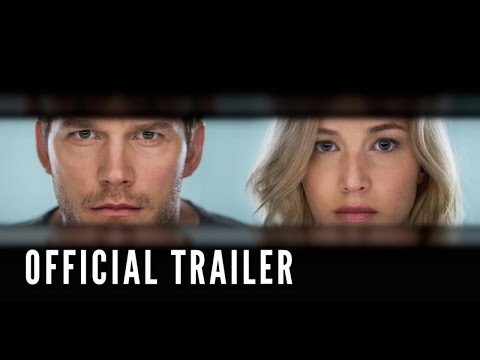 PASSENGERS 2016 - Official Trailer (HD)