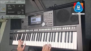 Careless Whisper   Style Yamaha keyboard