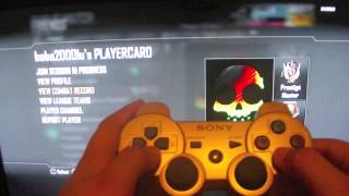 (PATCHED)Black Ops 2: How to Steal other players Emblems Glitch!