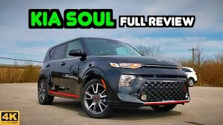 2020 Kia Soul: FULL REVIEW + DRIVE | Finally a Crossover with Soul!