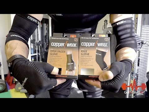 Tristar Copper Wear Compression Products Review