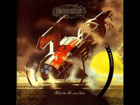 Hawkwind - Psychedelic Warlords (disappear in Smoke)
