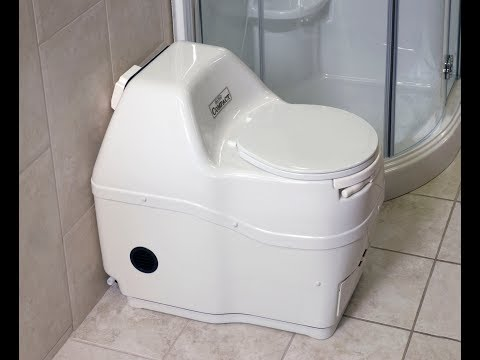 Sun-Mar Composting Toilet