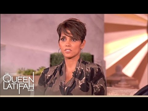 Halle Berry on Battling Paparazzi on The Queen Latifah Show