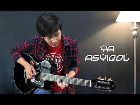 Ya Asyiqol Musthofa - Nathan Fingerstyle | Guitar Cover | NFSVLOG