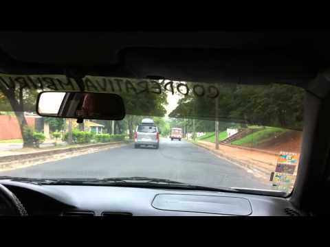 Travel and Tourism in Paraguay Taking a Taxi Ride