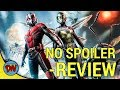 Ant Man And The Wasp Review In Hindi | Spoiler Free Movie Review