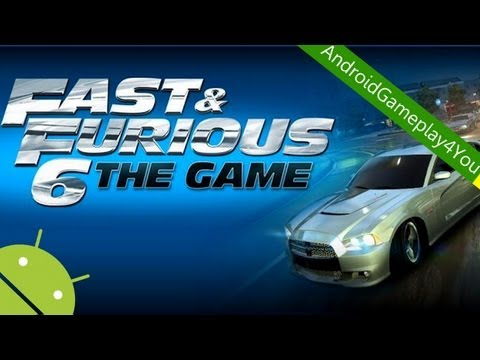 Fast & Furious 6: The Game Android Gameplay On Nexus 7 Part 1!