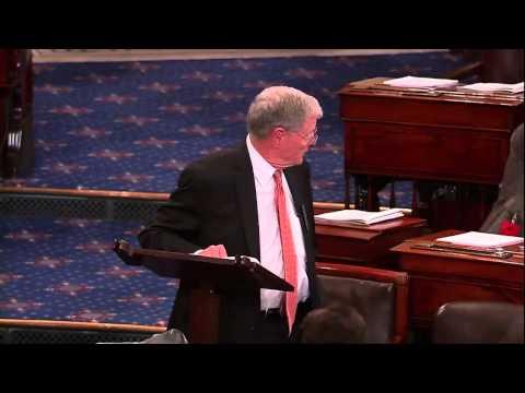 Inhofe on Senate Floor 2-26-15
