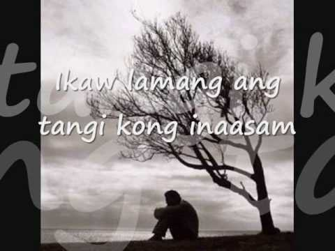 ikaw lamang with lyrics by Silent Sanctuary
