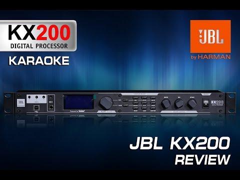 รีวิวจัดเต็ม : JBL KX200 (Karaoke Amplifier)