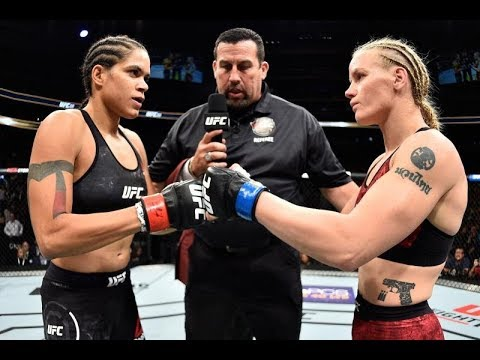 Amanda Nunes vs. Valentina Shevchenko full fight